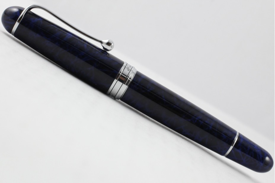 Aurora Limited Edition 88 Sigaro Blue Fountain Pen