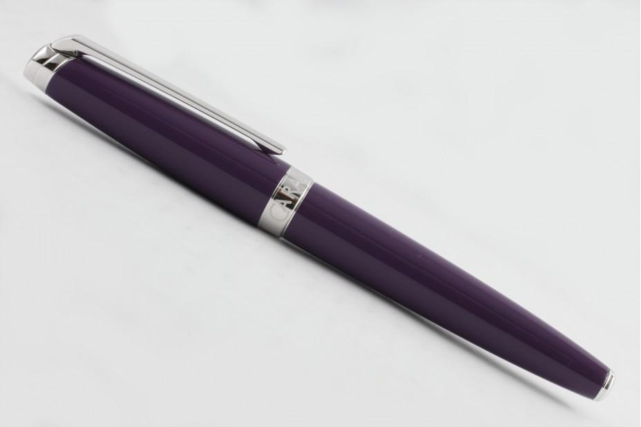 Caran D`Ache Leman Version 2 Lilac Fountain Pen