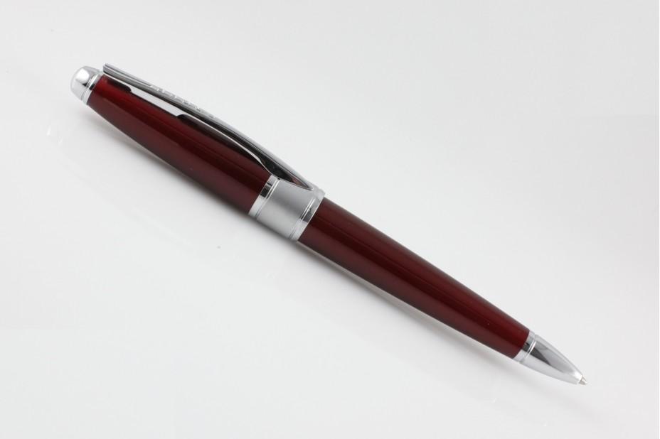 Cross Apogee Burgundy Lacquer Ball Pen
