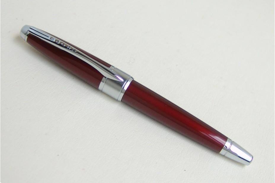 Cross Apogee Burgundy Lacquer Fountain Pen