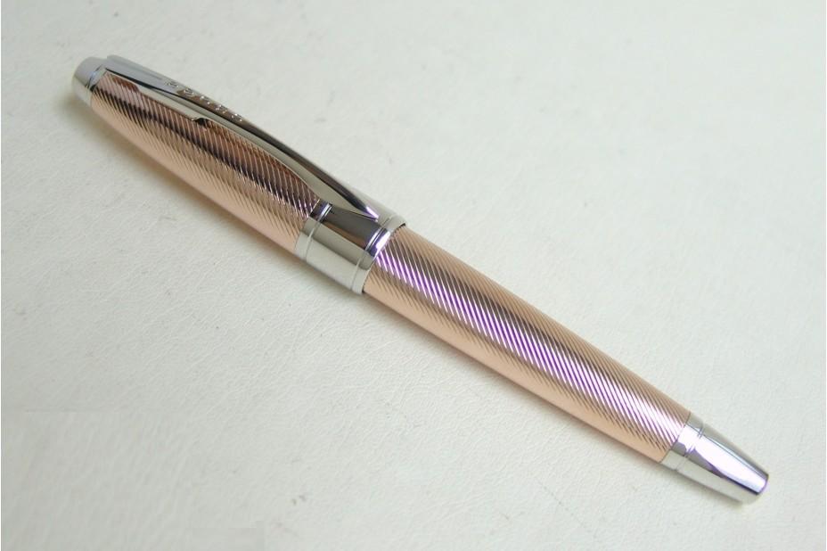 Cross Apogee Rose Gold Fountain Pen