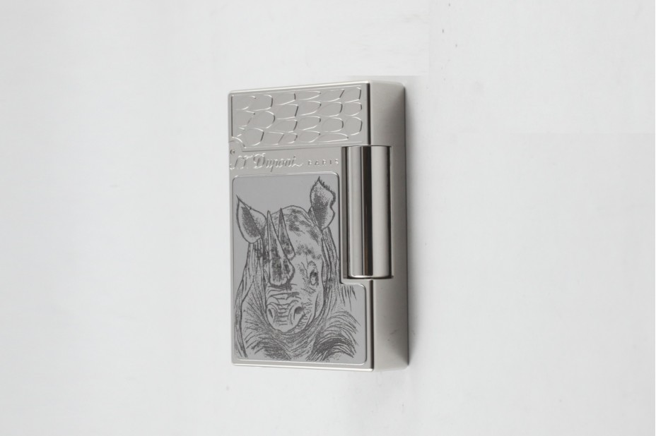 S.T. Dupont Special Edition Big Five - Rhinocer Lighter