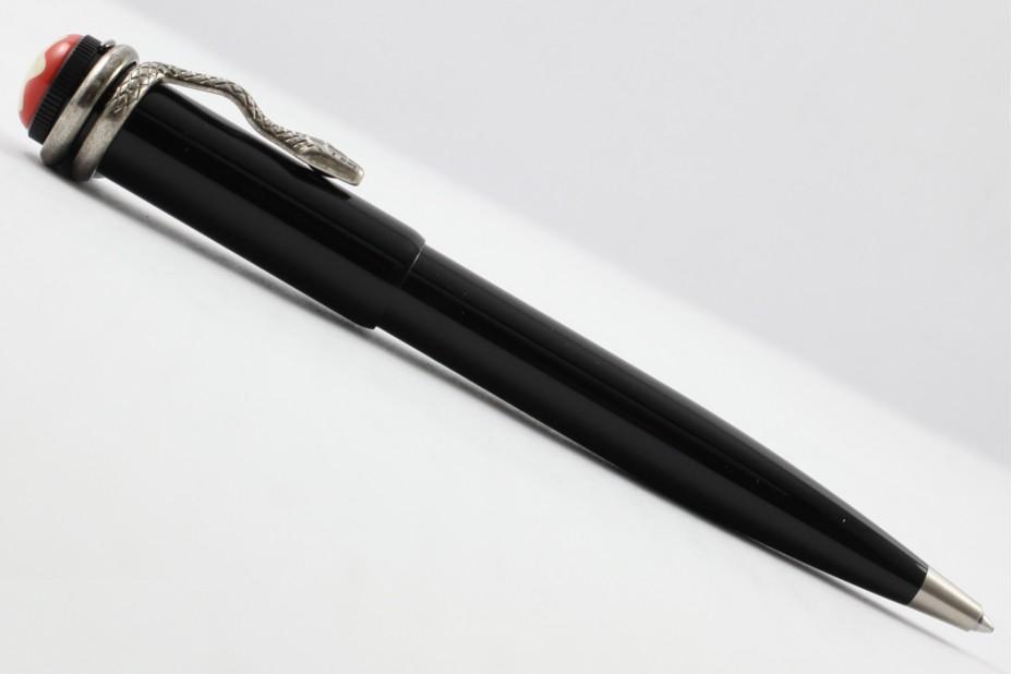 Montblanc Special Edition Heritage Rouge et Noir Black Ball Point Pen