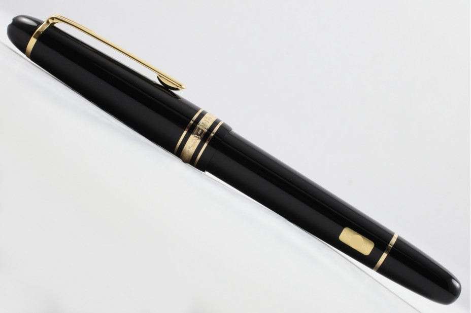 Montblanc MB.106514 Meisterstuck Gold-Coated Classique 145 Fountain Pen