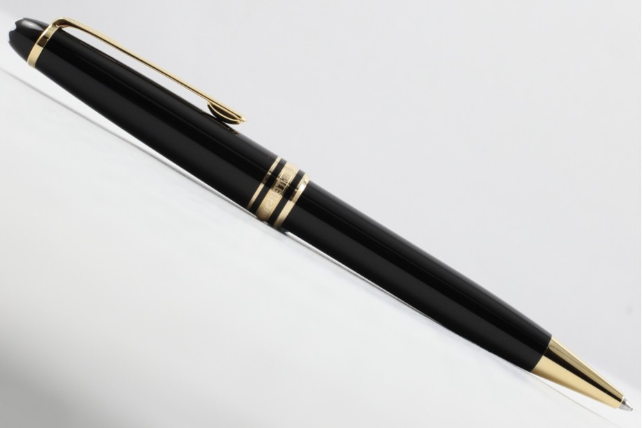 Montblanc MB.10883 Meisterstuck Gold-Coated Classique 164 Ballpoint Pen