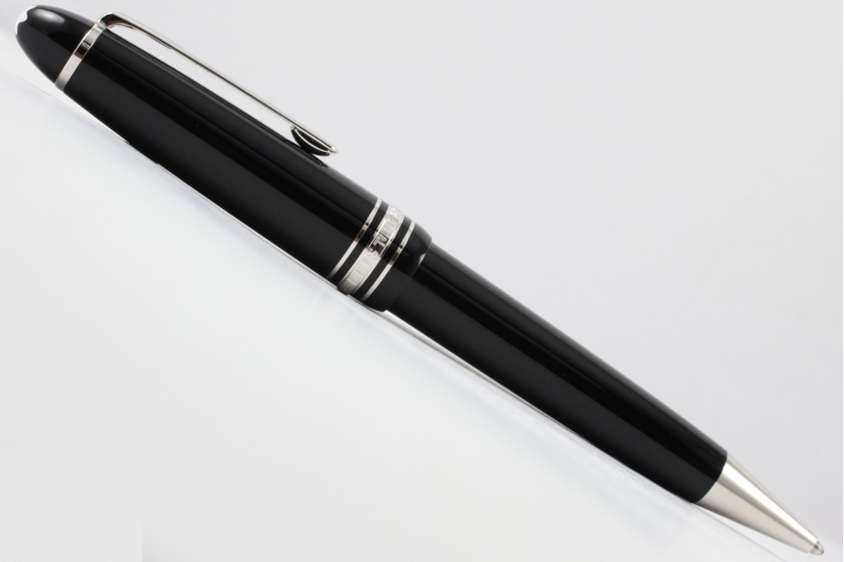 Montblanc MB.7569 Meisterstuck Platinum-Coated LeGrand 161 Ballpoint Pen