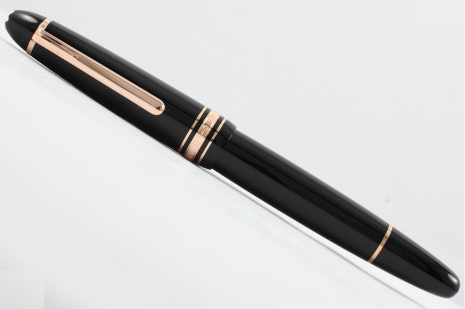 Montblanc MB.112672 Meisterstuck Red Gold-Coated LeGrand 162 Rollerball Pen