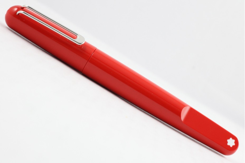 Montblanc Special Edition M Red Fountain Pen