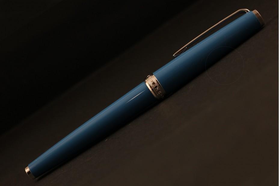 Montblanc PIX Petrol Blue Rollerball Pen