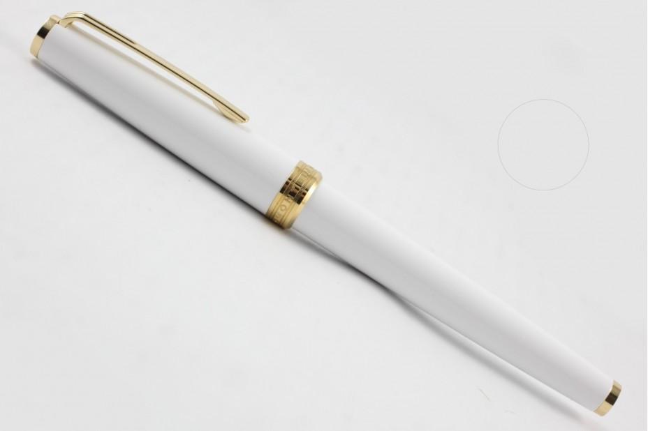 Montblanc MB.117658 PIX White Rollerball Pen