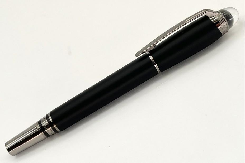 Montblanc MB126341 Starwalker Resin Ultra Black Fineliner