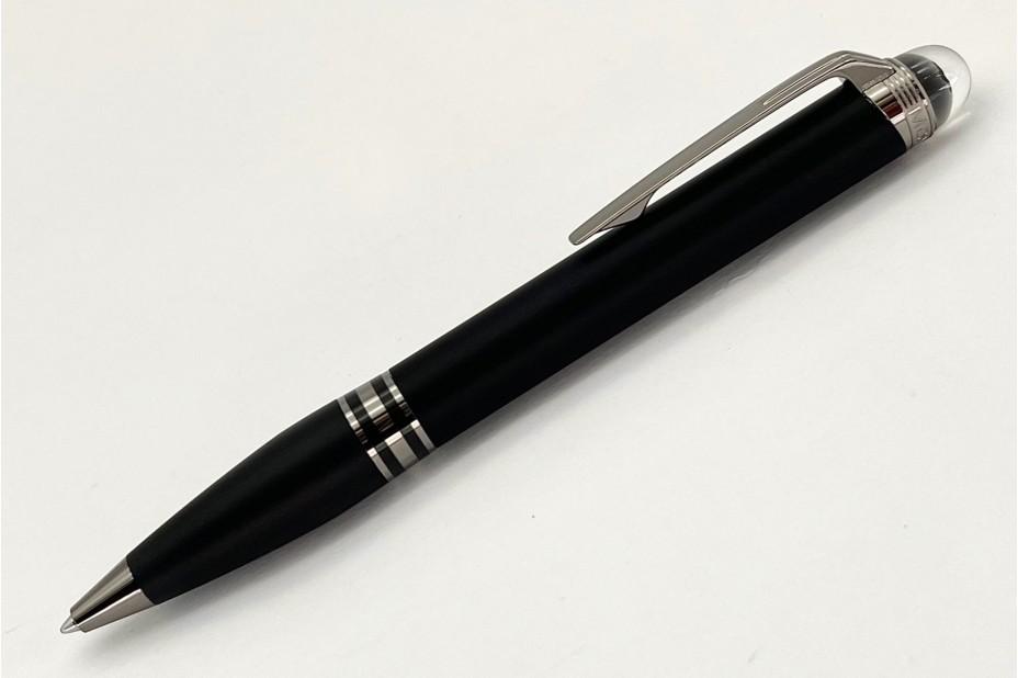 Montblanc MB126362 Starwalker Resin Ultra Black Ball Pen