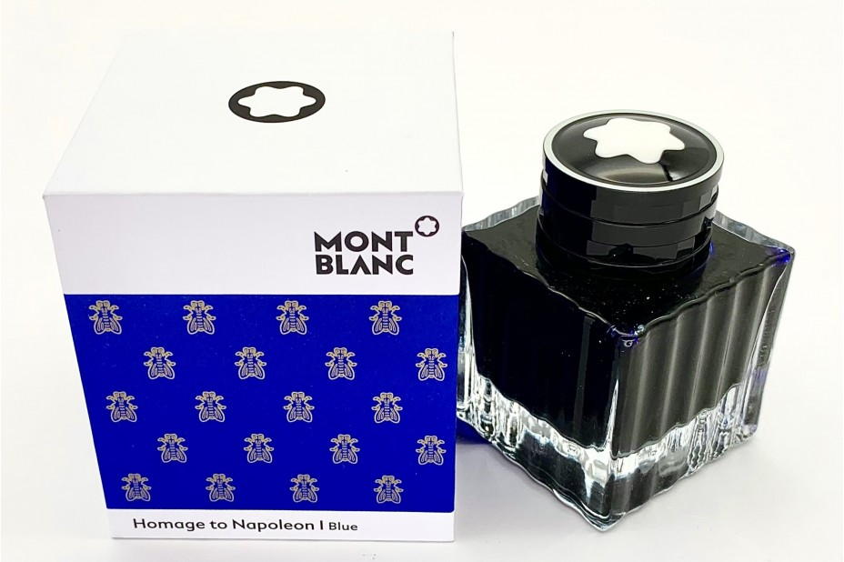 Montblanc 128183 Ink bottle Homage to Napoleon 50ml