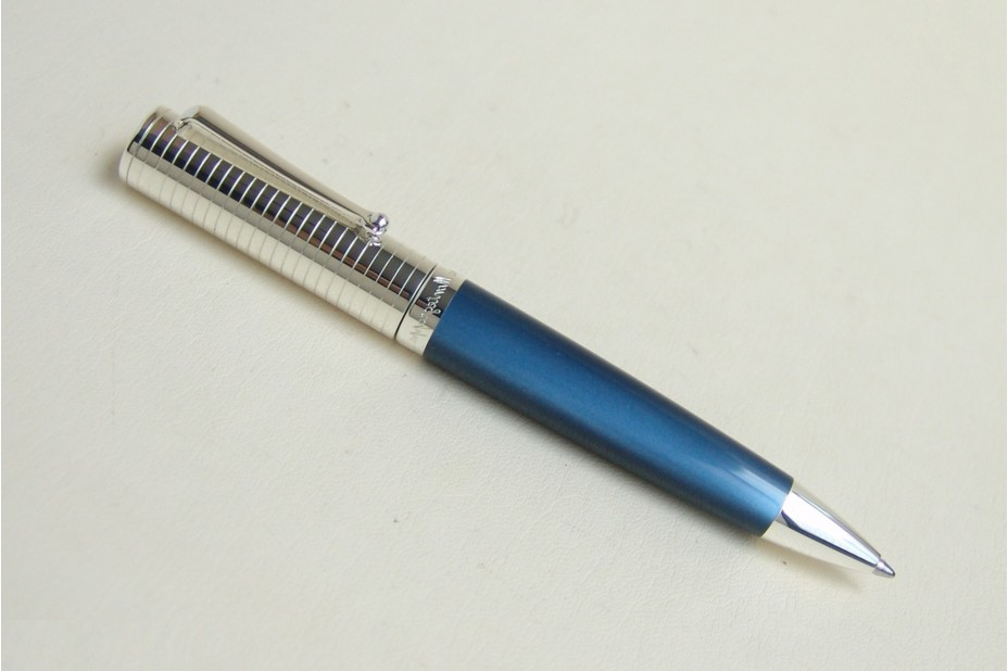 Montegrappa Espressione Duetto Blue Ball Point Pen