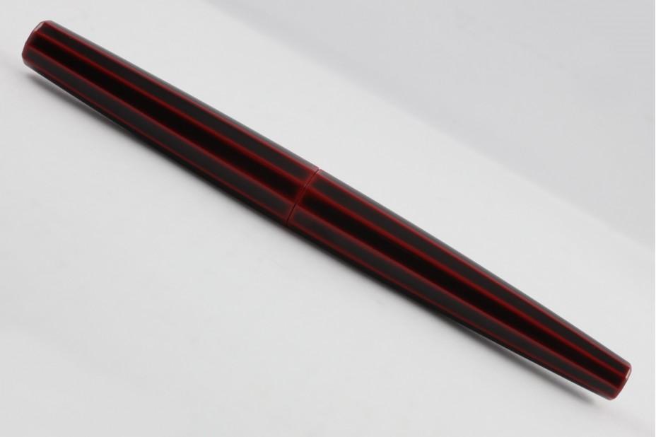 Nakaya Decapod ST Cigar Aka Tamenuri Fountain Pen