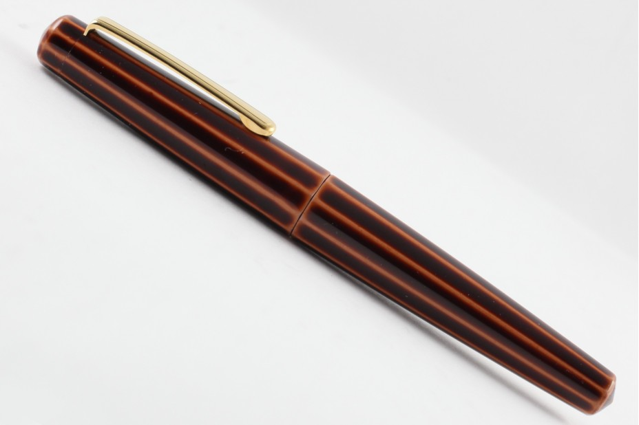 Nakaya Decapod ST Writer Toki Tamenuri Fountain Pen