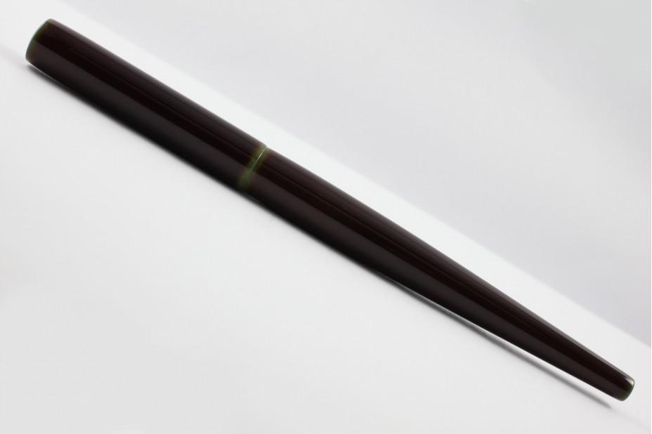 Nakaya Desk Pen Heki Tamenuri Fountain Pen