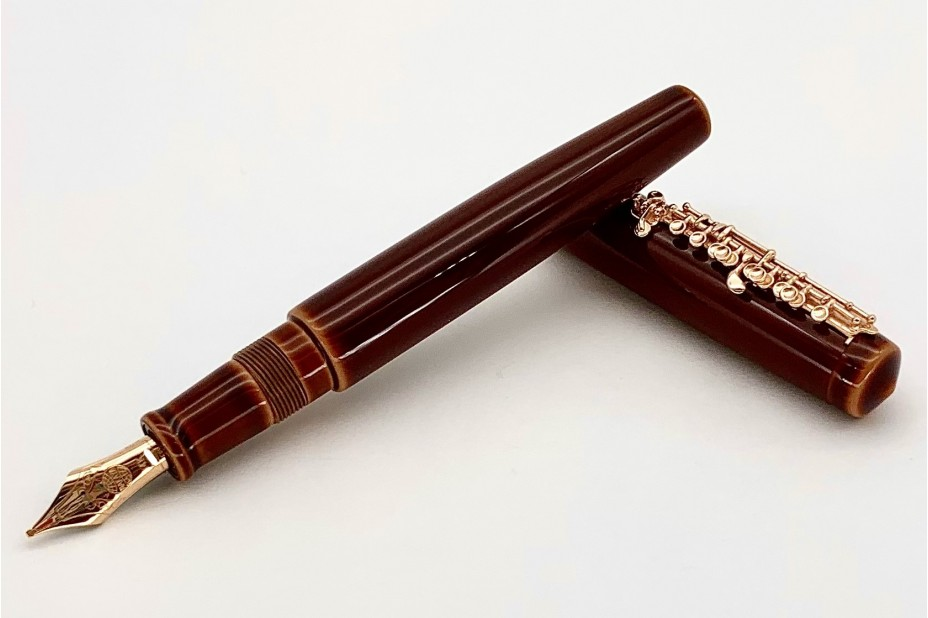 PICCOLO LONG WRITER - WITH CLIP/STOPPER