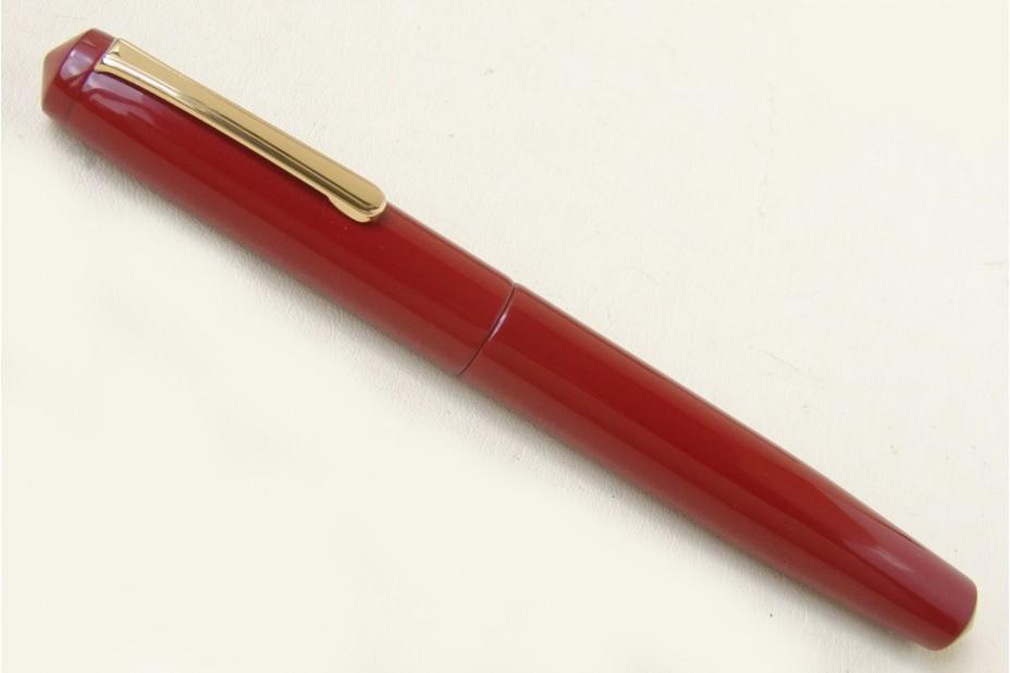 Nakaya Piccolo Long Writer Shu Fountain Pen