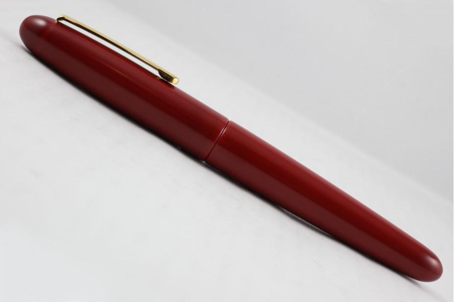 Nakaya Portable Writer Shu Nurihanashi  Fountain Pen