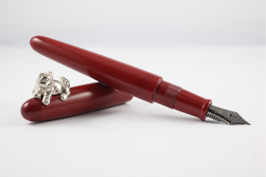 PORTABLE WRITER - WITH CLIP/STOPPER
