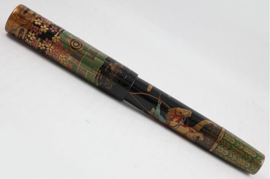 Namiki Limited Edition Emperor Size Yabusame Fountain Pen