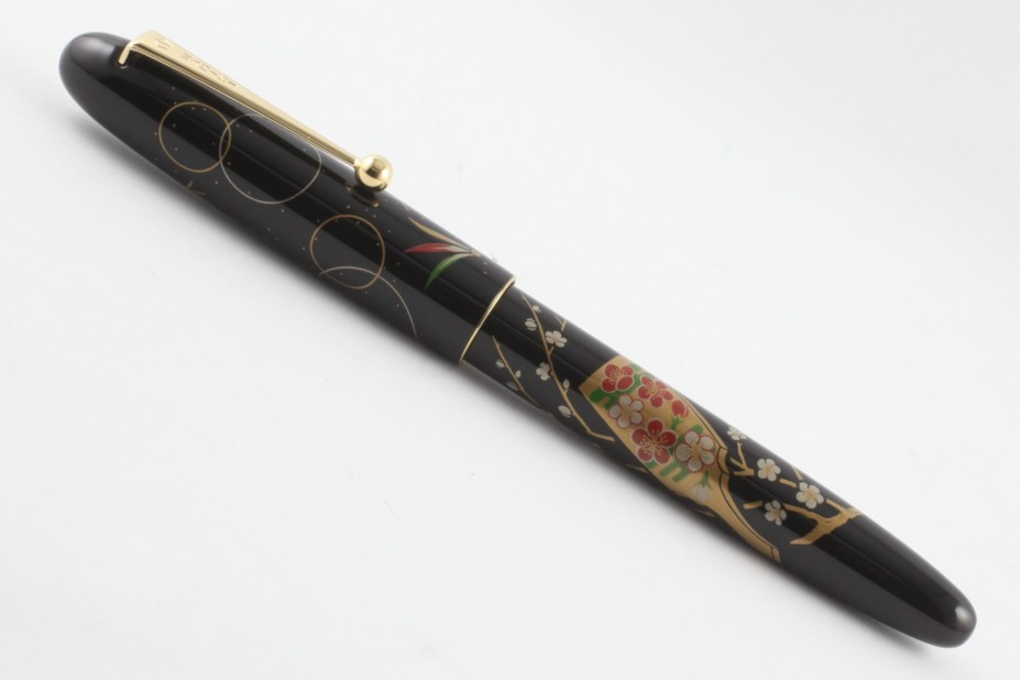 Namiki Nippon Art Toy-Hagoita Fountain Pen