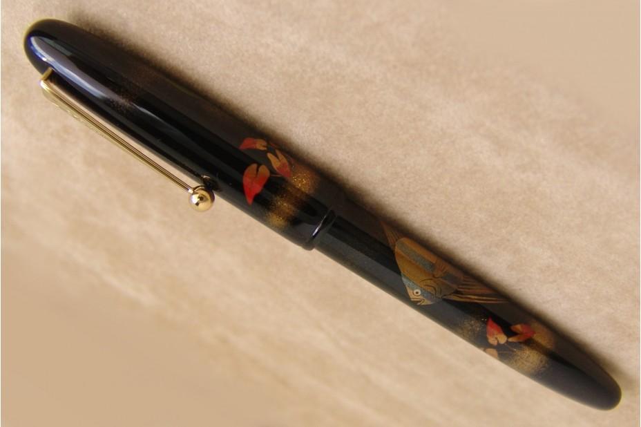 Namiki Yukari Tropical Fish Fountain Pen