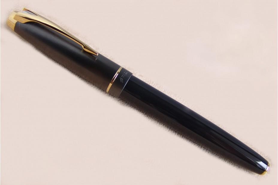Parker 100 Cobalt black GT Roller Ball Pen