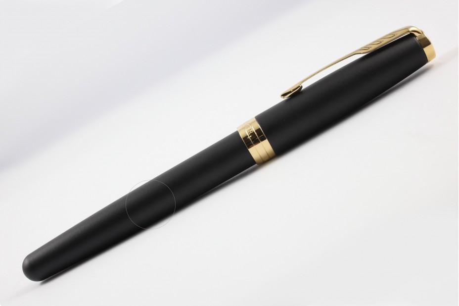 Parker Sonnet Transformation Matt Black GT Rollerball Pen