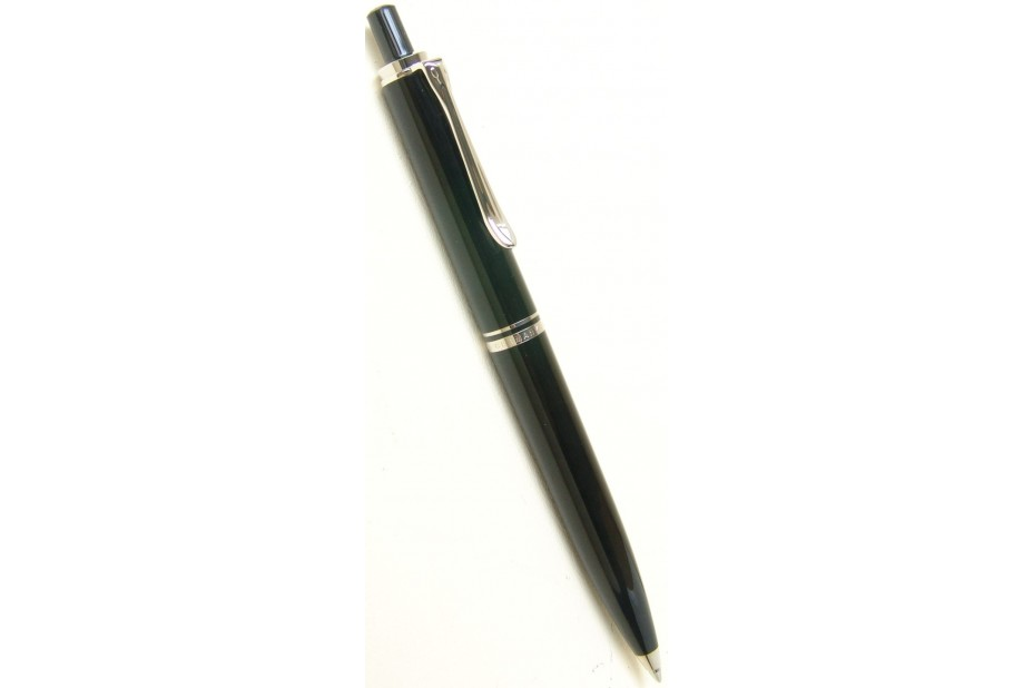 Pelikan Souveran K405 Black Platinum Ball Pen