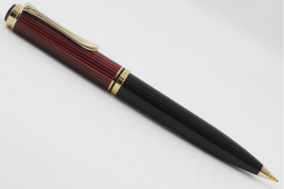 Pelikan Souveran D600 Red Black Mechanical Pencil