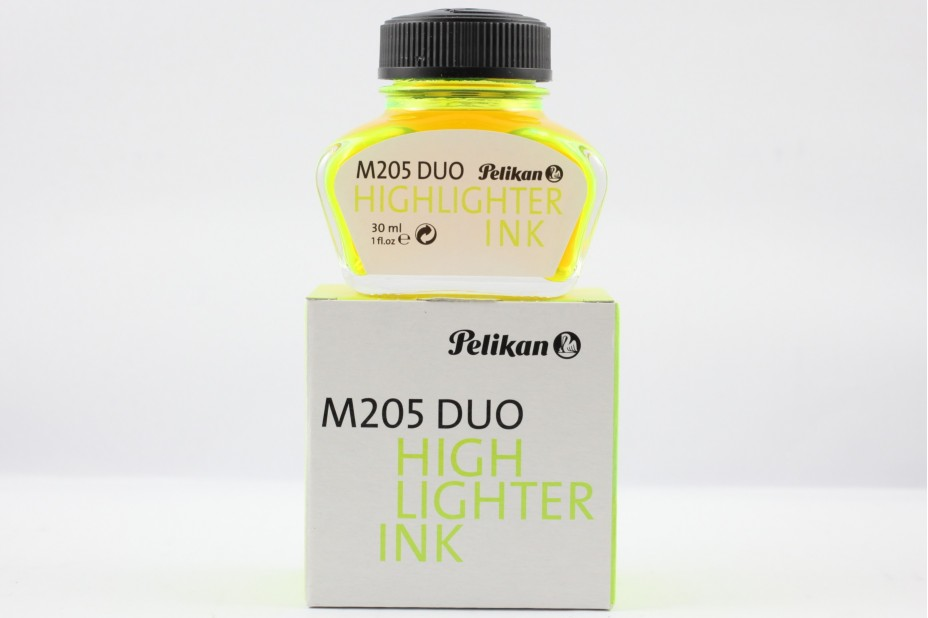 Pelikan M205 Duo HighLighter Yellow Ink (30ml)