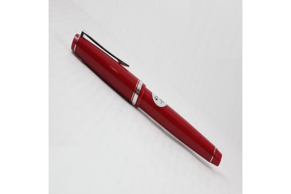 Pilot Falcon Resin Red Fountain Pen