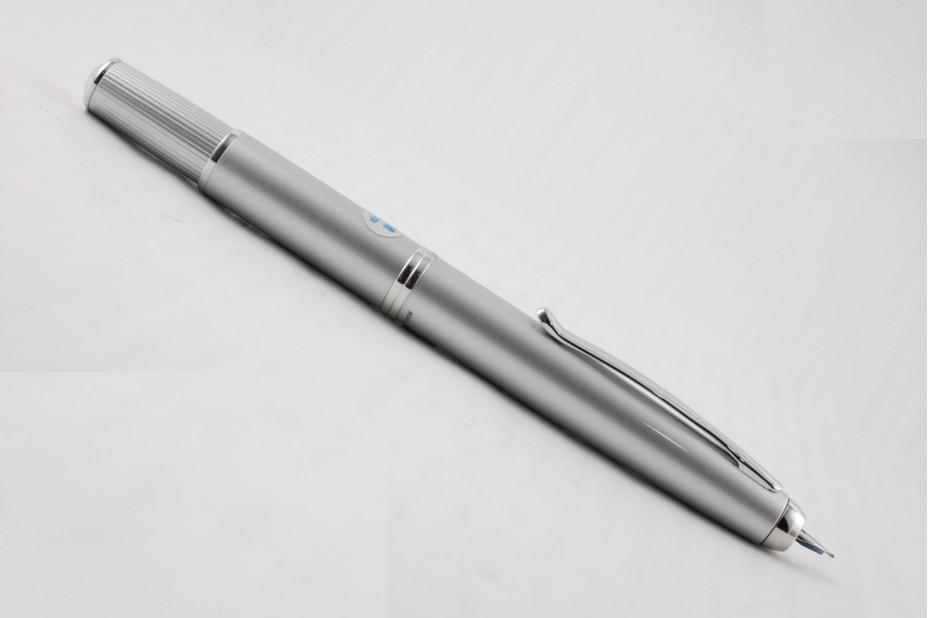 Pilot Capless Fermo Rhodium Silver Fountain Pen