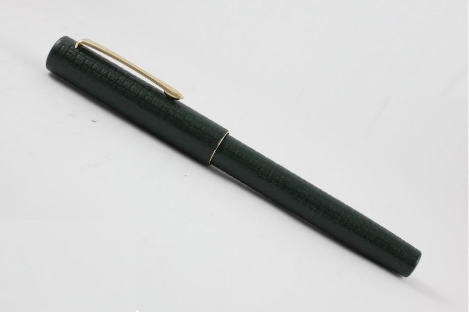 Pilot Kawarinuri Urushi Ishime Dark Blue Fountain Pen