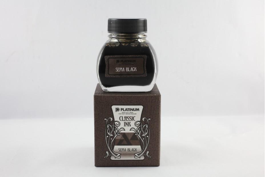 Platinum Classic Ink Sepia Black
