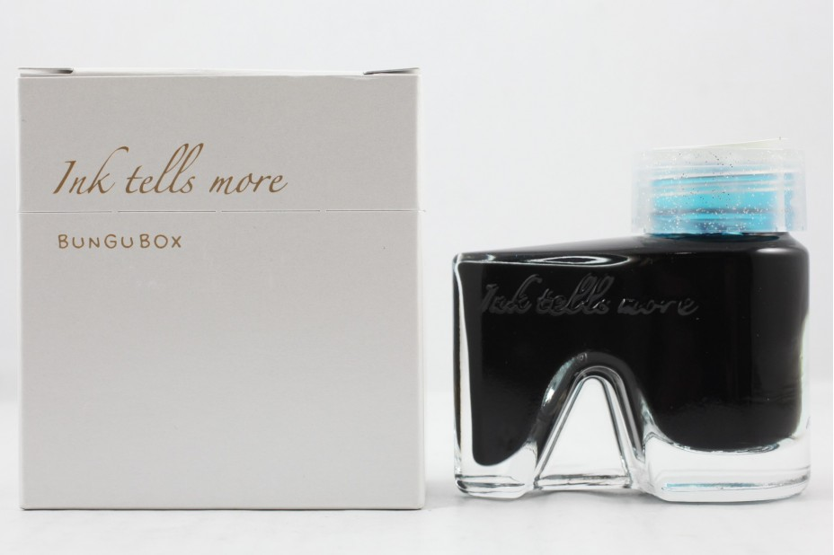 Bungubox Tells More June Bride Something Blue (Vibrant Turquoise) Ink 30ml