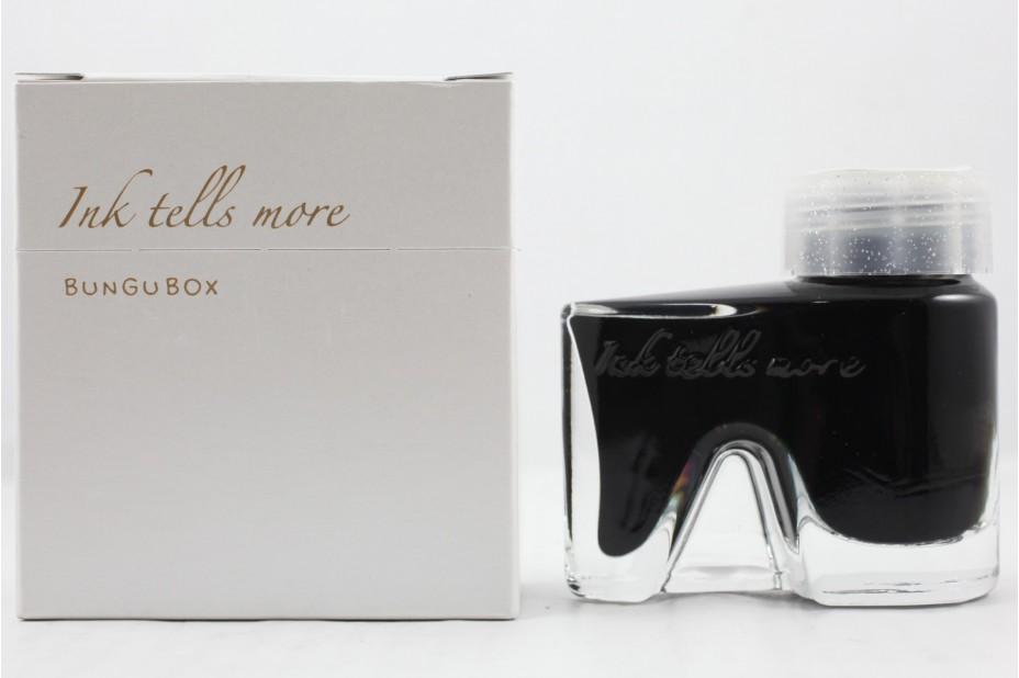 Bungubox Tells More Melancholic Gray Ink 30ml