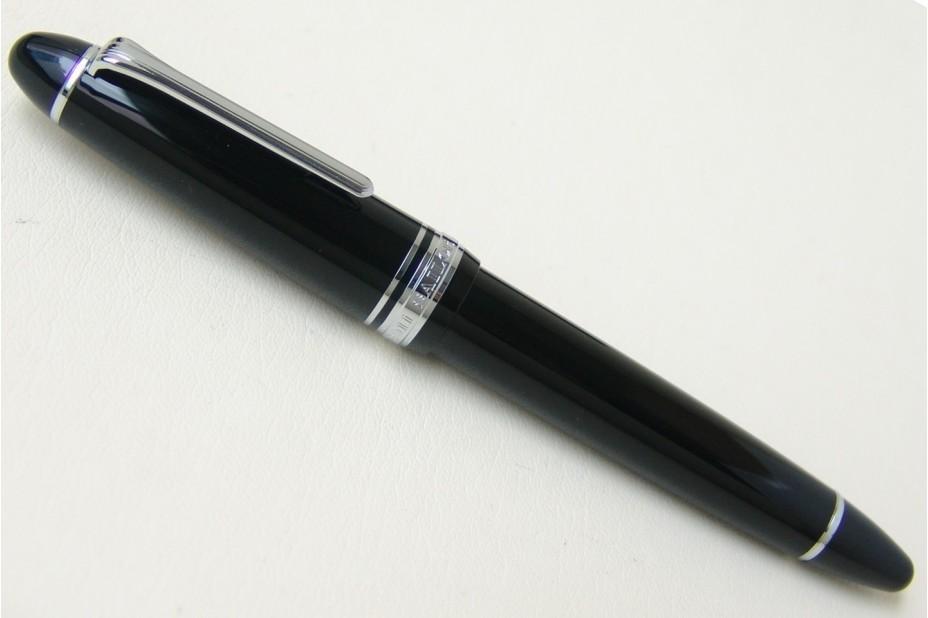 Sailor 1911 Large/Classic Black Rhodium Trim Fountain Pen