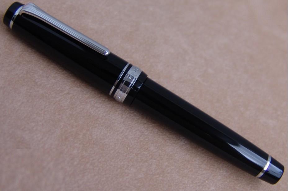 Sailor Professional Gear Rhodium Trim Fountain Pen