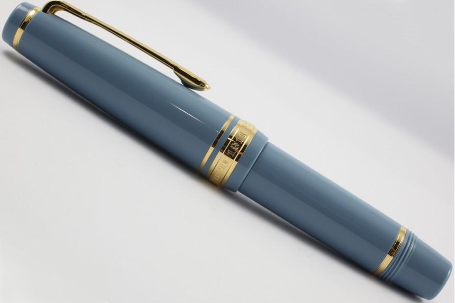 Sailor Progear Slim Sapporo Mini Stellar Blue Fountain Pen