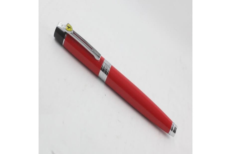 Sheaffer Ferrari 300 9503 Glossy Red Blk FP