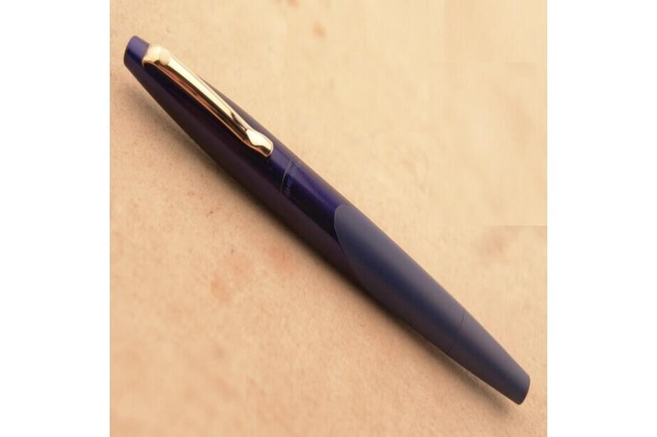 Sheaffer Intrigue 613 Bright Blue Matte Blue Fountain Pen