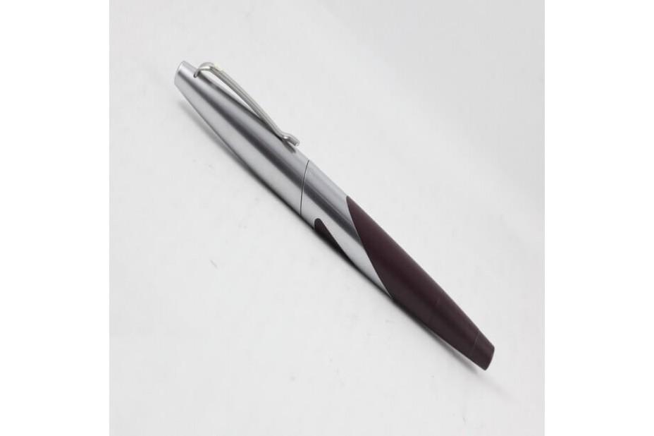 Sheaffer Intrigue 615 Matte 23K Palladium Plated and Aubergine Roller Ball Pen