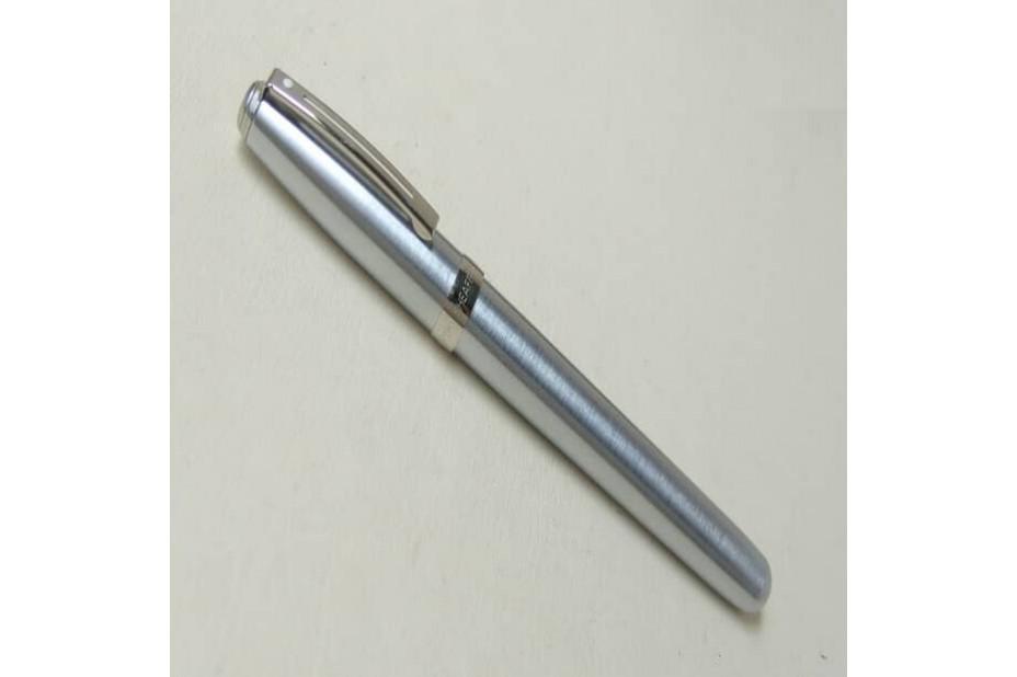 Sheaffer Prelude 340 Chrome Silver Trim Roller Ball Pen