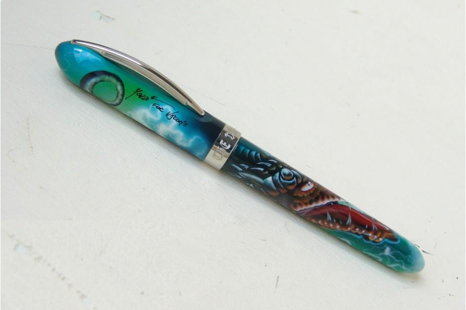 Visconti Limited Edition Dragon Fountain Pen