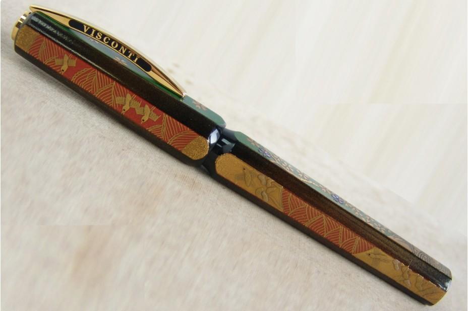 Visconti Limited Edition 4 Seasons Maki-e Fountain Pen