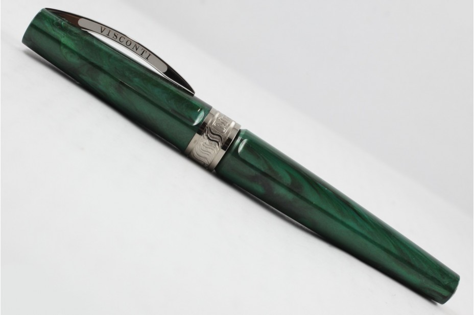 Visconti Mirage Emerald Fountain Pen