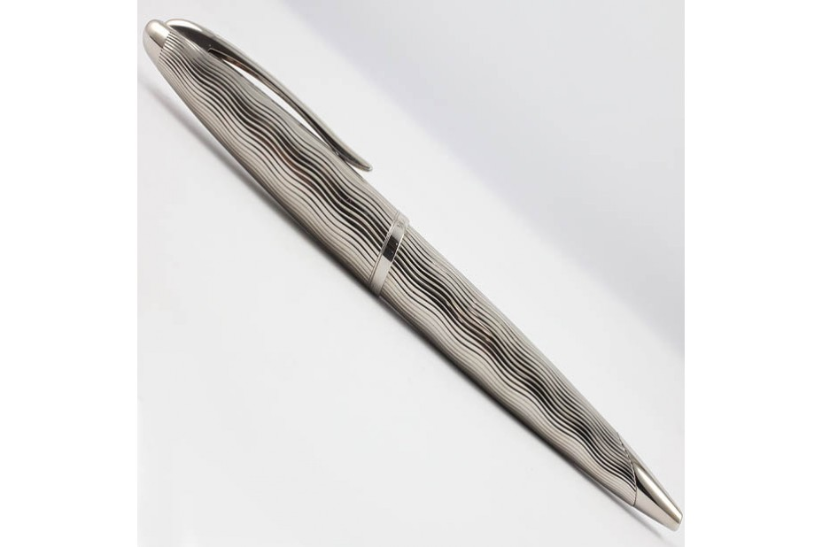 Waterman Carene Essential Silver Ball Pen